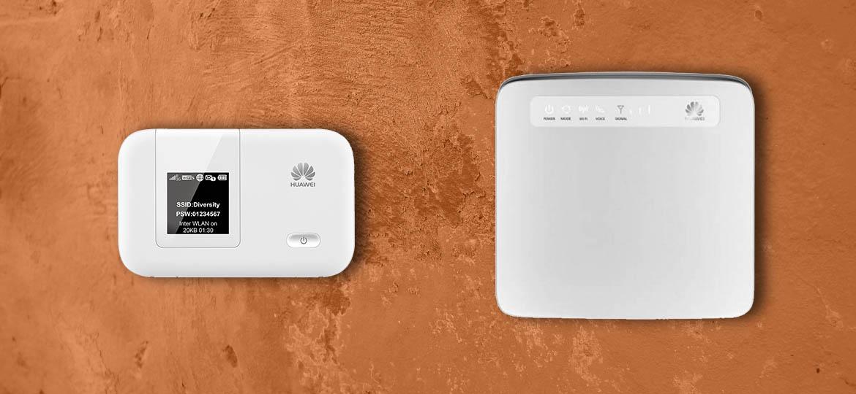 Location Routeurs Wifi 4G